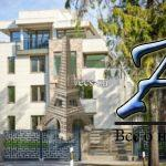 Современная двухкомнатная квартира в Дзинтари