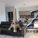 3-комнатная квартира с мебелью в Юрмале в Дзинтари
