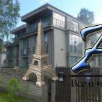 3-х комнатные апартаменты в тихом центре Майори, Юрмала